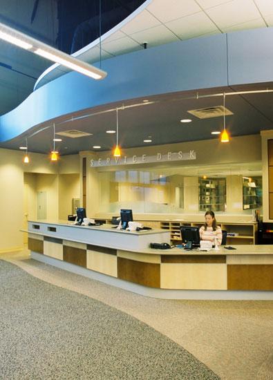 library design associates  inc