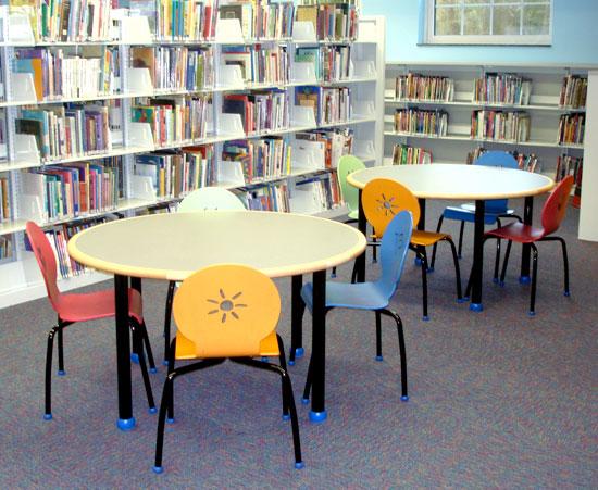 Library Design Associates, Inc. | Library Furniture ...