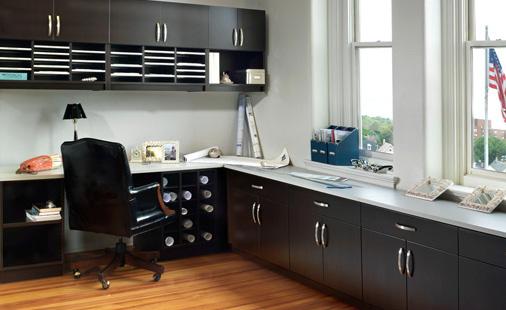 Sunroom Office Work Stations